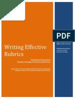 writing effective rubrics guide v2