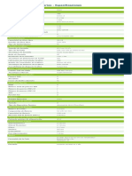 Acer Aspire V5-123 Series - Especificaciones