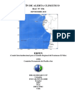 Boletín de Alerta Climático 336
