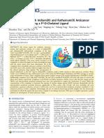 Potent Half-Sandwich Iridium(III) and Ruthenium(II) Anticancer Complexes Containing a P^O-Chelated Ligand