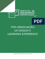 Pós-graduação - 1. Introdução Ao UX Design