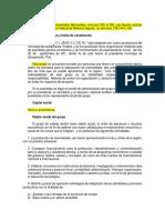 Marco Jurídico FyEP, Reglamento Interno