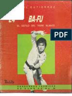 Ba Fu - El Estilo Del Tigre Blanco