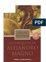 Press Field Steven - La Conquista de Alejandro Magno