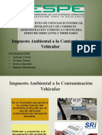 Impuesto Ambiental