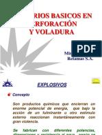 Criterios Básicos en Perf. y Vol.