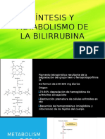 Síntesis y metabolismo de la bilirrubina.pptx