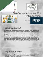 Clase 1- Diseño Mecatrónico II