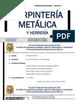 Carpintería Metálica - Grupo 5