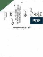 Teresa Aguado- El Principio de Proporcionalidad en Derecho Penal
