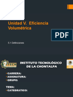 Unidad 5 Eficiencia Vol.