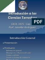 Geología Introducción