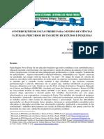 00. Ensino de Ciencias - Desafios a Formacao de Professores - Andre Ferrer Martins