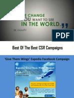 Best CSR Campaing Collection.pptx