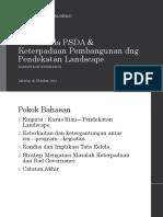 Bahan Presentasi Tata Kelola Psda Dan Renstra Kehati Hk