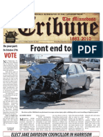 Front Page - October 22, 2010