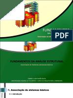 ASSOCIAÇÃO DE ELEMENTOS ESTRUTURAIS - FUNDAMENTOS UFT