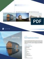 Temario Curso Arquitectura Completo Editeca