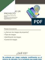 RIESGOS DE UN PROYECTO.pptx