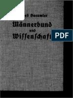 Männerbund und Wissenschaft_text