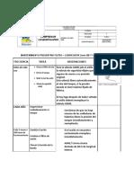 Estructura and Arreglo Cristalino and No