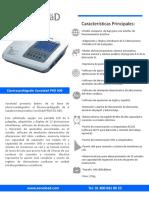 Electrocardiografo Sonolead PRO 600 (1)