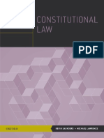 Constitutional Law Mod