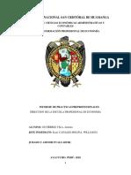 Informe de Practicas Preprofesionales 21-12-18