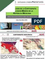 Metodologia de Cartografia Geologica_Mexico