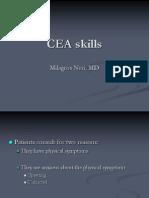 CEA Skills