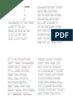 Pronunciation Poem with phonetics