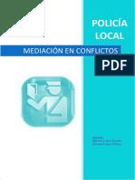 Publicación Mediación Policial en Conflictos