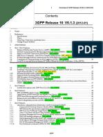 3GPP release