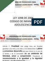 Ley 1098 de 2006 Codigo de Infancia y Adolescencia Ok