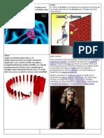 Issac Newton, Equipo Fisica y