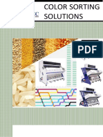 Color Sorter - MILLTEC Sorting Solutions