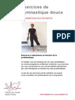 8.1-Exercices de Gymnastique Douce - Version Corrigee