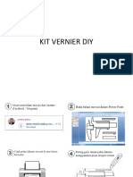 Kit Vernier Diy
