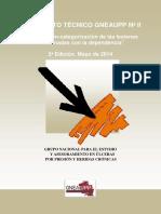 Clasificacion Categorizacion de Las Lesiones Relacionadas Con La Dependencia Segunda Edicion