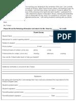 9th grade expentancy sheet