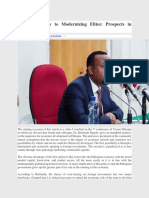 From Predatory to Modernizing Elites_ Prospects in Abiy's Ethiopia - Ethiopia Observer.pdf
