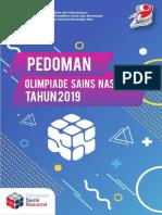 Pedoman Osn Sma 2019