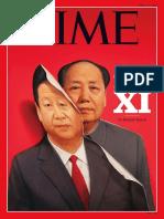 Time Magazine April 11 2016 HK