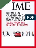 Time Magazine February 9 2015 2