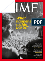 Time Magazine March 21 2016