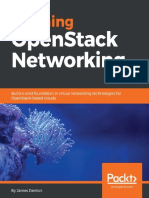 SAnet.st.LearningOpenStackNetworking JamesDenton