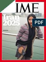 Time Magazine November 16 2015