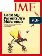 Time Magazine October 26 2015
