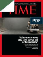 Time Magazine October 17 2016