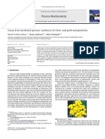 Tansy Fruit Mediated Greener Synthesis o